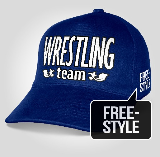 Кепка «Wrestling team Free-Style»